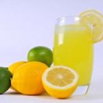 draineur au jus de citron